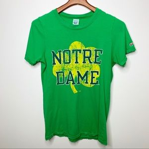 CHIP & Pepper Norte Dame Game Day Short Sleeve Tee